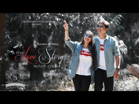 TRUE LOVE STORY  | SOURAV NEHA  | PRE WEDDING  | UDAIPUR