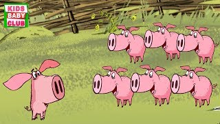Babysitter   Piglet Series Part 1   Stories For Children   Kids Baby Club
