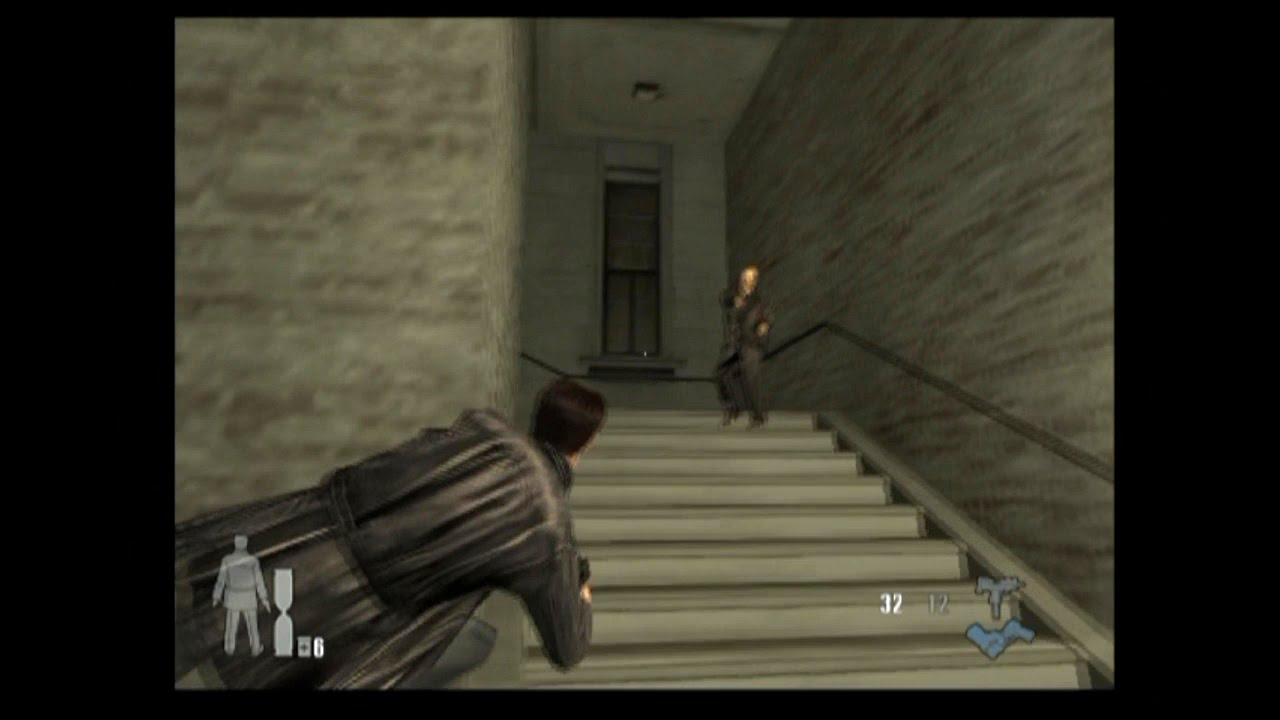 Max Payne 2 The Fall Of Max Payne Ps2 Youtube