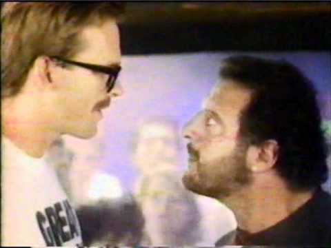 Kurt Rambis & Lyle Alzado - Classic Rock Commercial