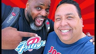 Vlog: Joey & Daym Drops...Behind the Scenes Footage!