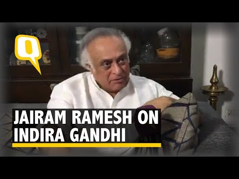 Jairam Ramesh on Indira, the Environmentalist - The Quint