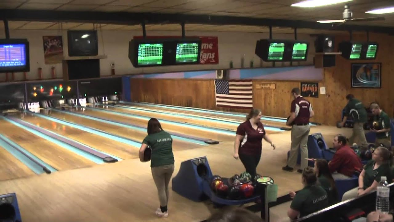 NCCS - Franklin Academy Bowling  1-8-16