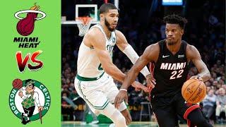 Miami Heat vs Boston Celtics - Full Game 4th Qtr   Game 1 Eastern finals   NBA Playoffs