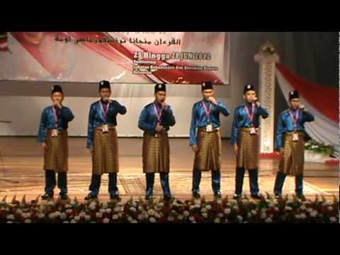 Al-Ikhwan (Sarawak) : Naib Johan Festival Nasyid Kebangsaan 2012