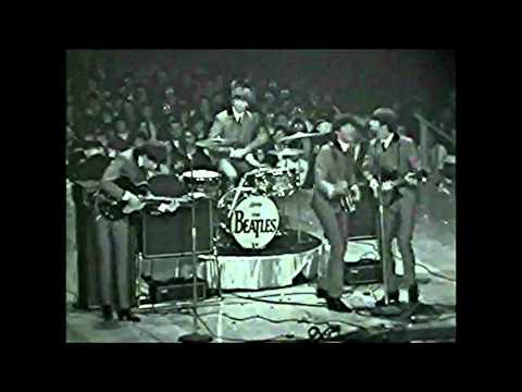The Beatles From Me To You! Washington (HD1080P)