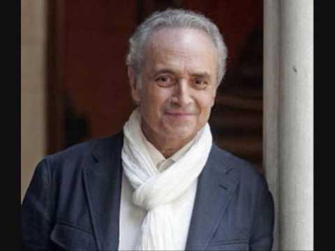 Jose Carerras sings