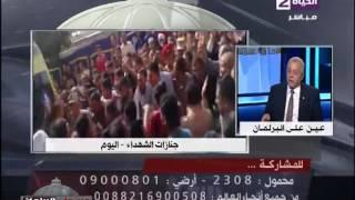الجوهرى: لدينا قيادة مخابراتية قادرة على تأمين مصر وجيشنا