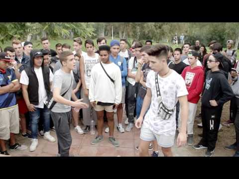 SINOK VS CEESE 16avos SinClaseBattle