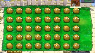 plants vs zombies squirrel hidden mini game
