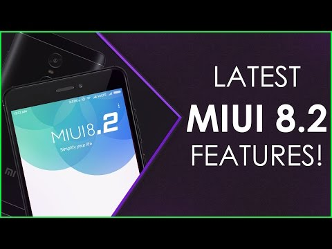 "TOP 5 FEATURES OF ""MIUI 8.2"" !"
