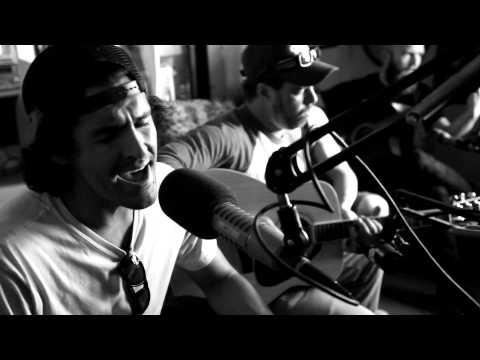 Winchester Rebels - performs Loaded Gun on 92.9 KJEE Radio Santa Barbara