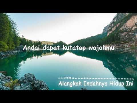 Az Zahir Alangkah Indahnya Lirik Youtube