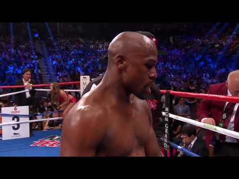 Floyd Mayweather vs