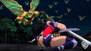 Лига Справедливости: Война (JUSTICE LEAGUE: WAR) - Отрывок 2