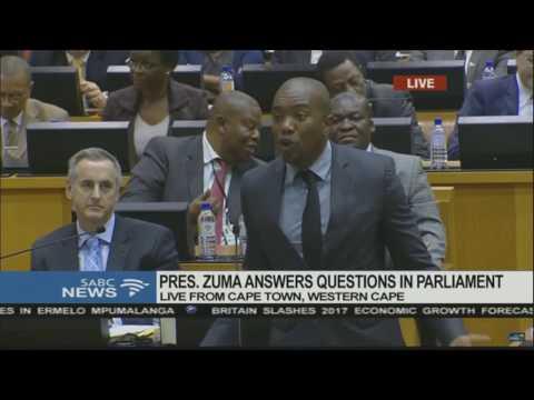 Mmusi Maimane asks President Jacob Zuma WHY he deliberately misled Parliament