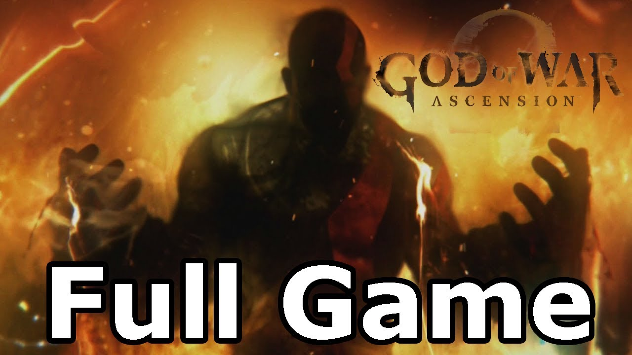 Download God of War Ascension Walkthrough Part 1 Full Game - Longplay No Commentary (PS3)
