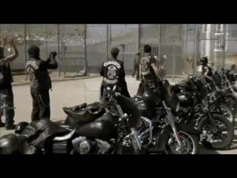 Joshua James - Sons of Anarchy / Season 4 - Opening Montage -