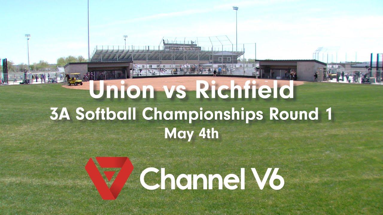 18-19  Softball - Union vs Richfield
