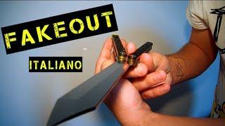 FAKEOUT || TUTORIAL INTERMEDIO COLTELLO A FARFALLA || (BALISONG) || ITA