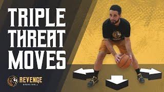 5 UNSTOPPABLE Triple Threat Moves To Make You Unguardable! 👀