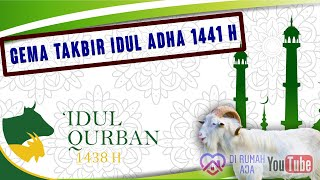 Download Lagu Full Gema Takbir Merdu Idul Adha Qurban 2020 Nonstop Bedug mp3