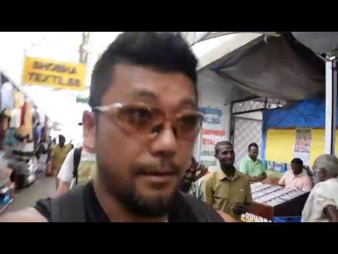 アキーラさん散策①インド・高原都市ムナール市街地バザールBazzar,Citi center of Munar in India