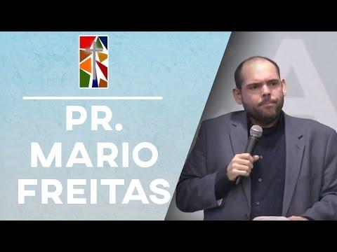 Pr. Mario Freitas - Catedral de Adoração - NY