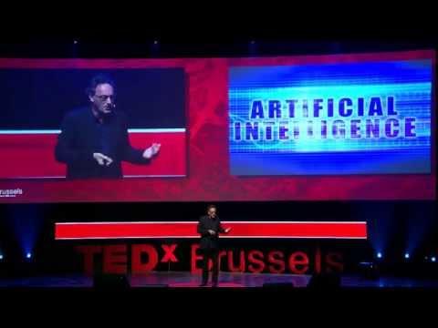 Futurist Speaker Gerd Leonhard: short take on artificial intelligence, digital ethics Tedx