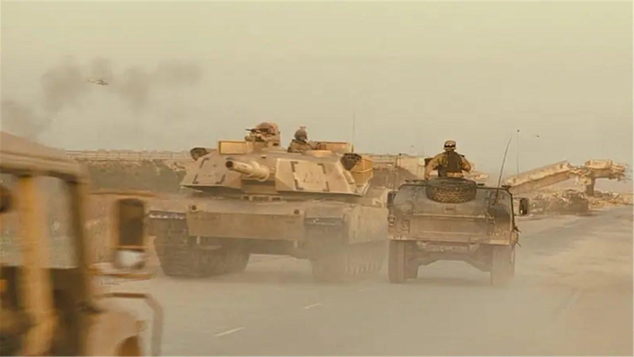 伊拉克战场上,大兵发现美国政府阴谋,三角洲部队疯狂追杀还是没保住秘密!