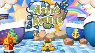 Mario Party 6 MiniGames - Solo Mode - Astro Avenue All Minigames