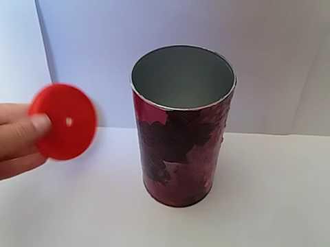 Hervorragend Jeu Montessori à fabriquer boite permanence de l'objet boite à  XA53