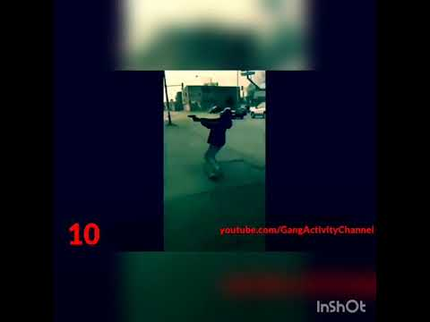Download Top 15 Gang Shooting Caught On Camera In Chicago! Compilation #1- Gang Violence In Chicago, Chiraq😱