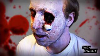 zombies exposed brains eye pop out bfx