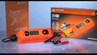 Обзор интеллектуального зарядного устройства DAEWOO DW400