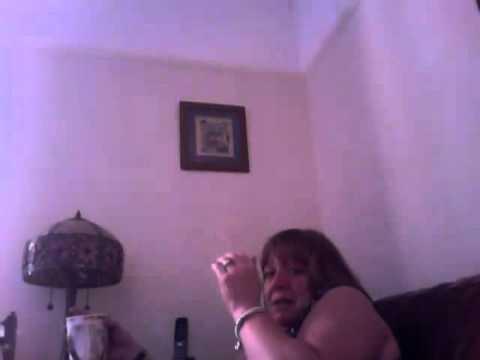 mum watching bob on twin peaks