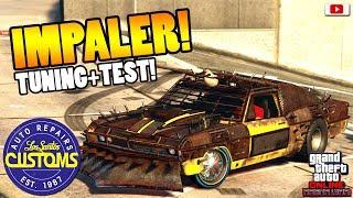 🚘🛠Schneller Retro Chevy IMPALER Tuning+Test!🚘🛠[GTA 5 Online Arena War Update DLC]