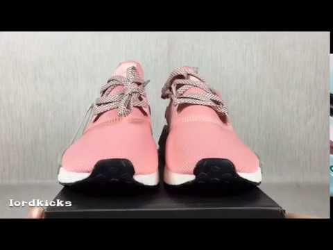 cda5e8411ab0f NMD Adidas NMD R1 Runner Vapor Pink Light Onix Grey Offspring BY3059 ...