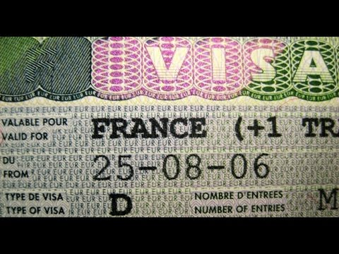 Visa and Entry Requirements for France - Study in France
