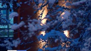 В Краснодарском крае прогнозируют снегопад