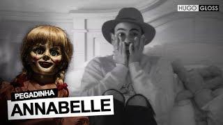 "Video Hugo Gloss em experiência aterrorizante de ""Annabelle 2"" download MP3, 3GP, MP4, WEBM, AVI, FLV Agustus 2017"