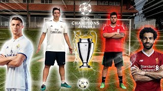 REAL MADRID vs LIVERPOOL - FINAL CHAMPIONS LEAGUE 2018