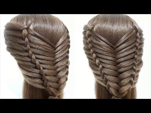 Videos peinados faciles