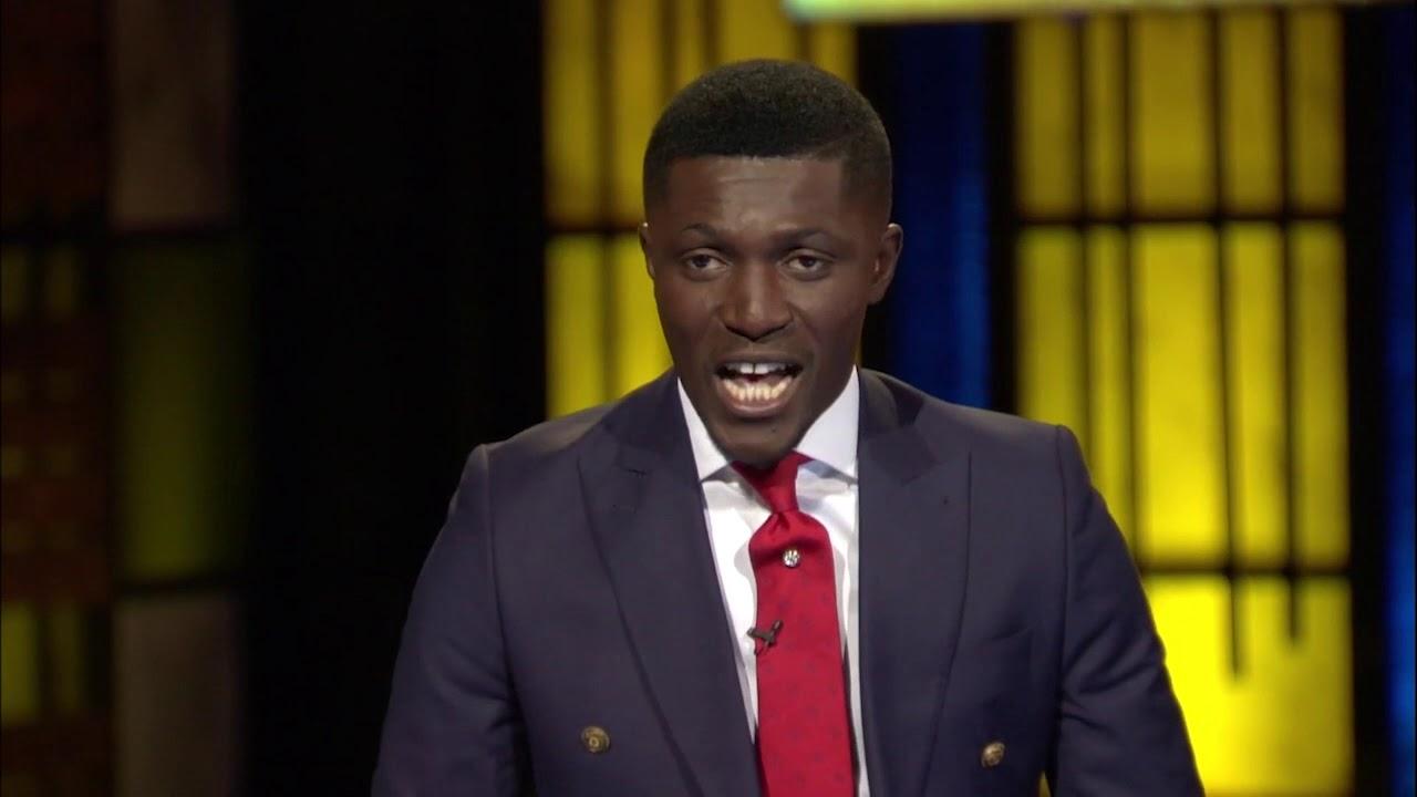 On Salsa Praise (TBN) - Dr  Michael Boadi Nyamekye