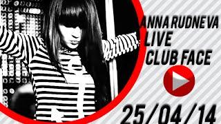 Аня Руднева & Youngs концерт в клубе  FACE 25/04/14