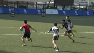 20170121 B Grade Rugby Game 2