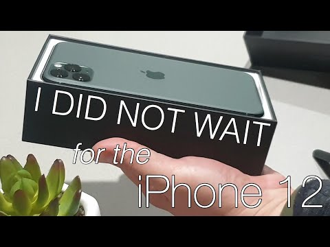 IPhone 11 Pro Max Unboxing Midnight Green