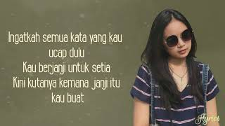 Pernah - Azmi (Chintya Gabriella Cover) (Lyrics)