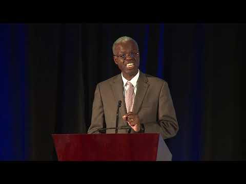 Central Bank Governor presentation at Outlook 2018
