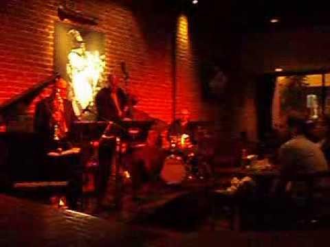Muziki Roberson Quartet at Stritch 10Jan2013